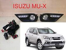 ISUZU MU-X Fog Lamp Spot light DAYTIME Running LED GroupSET 2013-2016 L&R SUV