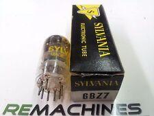 SYLVANIA 6BZ7 Vintage Electronic Vacuum Tube - NOS - Free Shipping!