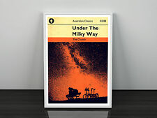 Under The Milky Way The Church inspired Art Print