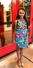 "Beautiful Easter ""Jenna & Jessie"" Elegant Party girls dress in size 10"
