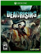 DEAD RISING * XBOX ONE * BRAND NEW FACTORY SEALED!