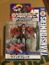 TAV55 Robots in Disguise Windblade Warrior class Transformers