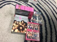 The L Word, TV Show, Seasons 1-4, DVD not Blu-Ray