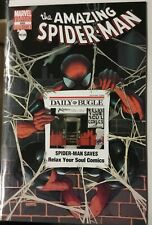 Amazing Spider-Man Vol.1 #666 Bugle Variant Marvel 2011 Relax Your Soul