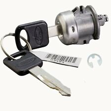 Original Ford Lincoln 1997-2010 Replacement Door Lock With 2 Matching Logo Keys