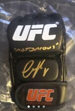 "conor mcgregor signed glove Ufc Mma "" Notorious"""