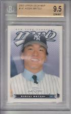 2003 Upper Deck MVP Card #141 Hideki Matsui YANKEES Z18350 - BVG GemMt 9.5