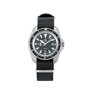 ROYAL NAVY MILITARY DIVERS WATCH - TACTICAL / EDC