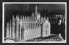 C1930s View of a Model of Milan Cathedral: Scale 1 to 100: With The Maker