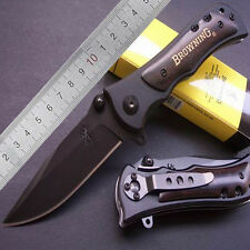 New Browning LM339 Counter-Strike Rescue Hunting knife Folding Pocket knives