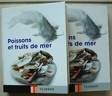 Poissons et Fruits de Mer TEUBNER 2005