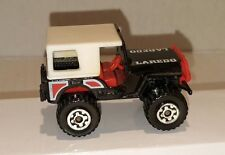Matchbox Superfast 4X4 LAREDO JEEP ~ # MB 20 C2 ~ Made in Macau in 1982