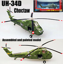 US Marines UH-34D H-34 Choctaw helicopter YP-20 1/72 finished Easy model