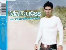 MARQUESS : EL TEMPERAMENTO / CD - TOP-ZUSTAND