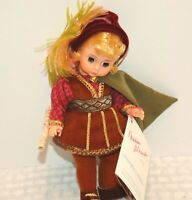 "Madame Alexander 8"" Christopher Columbus  with box"