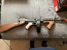 Tommy Gun Airsoft Gun Would Be More Needs New Drum