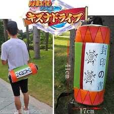 Naruto Ninja Scroll Seal Messenger Bag PU Leather Backpack Crossbody Cosplay Bag