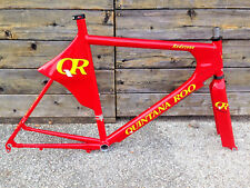 Quintana Roo Redstone Triathlon Frame and matching Fork