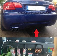 BMW Serie 3 E92 / E93 Diffusore Spoiler Posteriore Sotto Paraurti pacchetto M