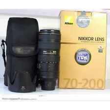 Nikon Usato Lens 70-200mm AF-S F 2.8G ED VR II