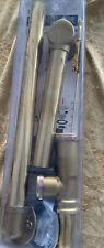 Everbilt Trip Lever 1-1/2 in. 20-Gauge Brass Pipe Bath Waste and Overflow Drain