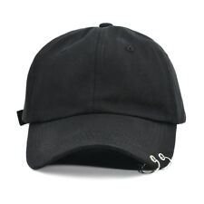 KPOP BTS Live The Wings Tour Hat Bangtan Boys Ring Adjustable Baseball Cap Black