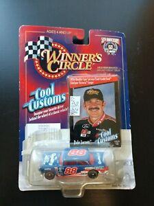 1998 Winner's Circle Quality Care #88 Dale Jarrett 1:64 Scale 1956 Ford Fairlane