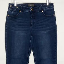 Chicos So Slimming Ankle Jeans Chicos Size 1 Blue