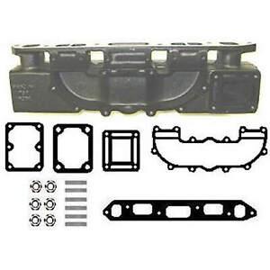Barr MC-1-63122 Mercruiser Exhaust Manifold 63122A1 39950A1 39950 63122A10 63122