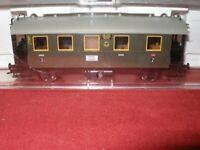 Fleischmann 5091 K H0 Personenwagen 2./3. Kl.Bauart BCi bay 10 der DRG Epoche 2