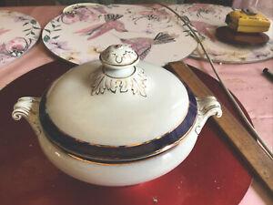 Vintage Small Soup Tureen