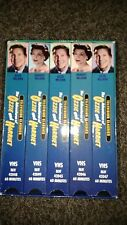 TELEVISION CLASSICS THE ADVENTURES OF OZZIE & HARRIET VHS BOXED SET - 5 TAPES