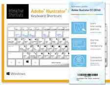 Adobe Illustrator CC (2015) Reference Guide For Windows -Keyboard Shortcuts