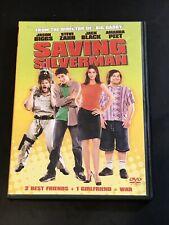 Saving Silverman - Amanda Peet Pg-13 Dvd Movie. Widescreen. 2005. Used. Good.