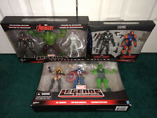 Marvel Legends Infinity 3-Pack 2-Pack MISP! Ms Marvel Hulk Vision War Machine +
