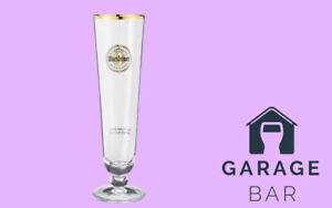 Single Warsteiner Beer Glass 40cl Brand New
