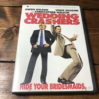 Wedding Crashers (DVD, 2006)