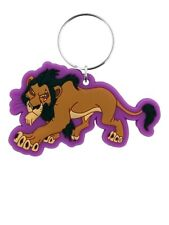 The Lion King Key Ring Rubber Scar 6 5 Cm Disney Keychain 38930c