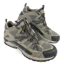 Men's Asolo Gray Hiking Trail Shoes Tenacity XCR Sz 11.5