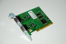 1 KVASER PCIcanX HS/HS Dual Port   73-30130-00331-6   FREE SHIP   (A1)