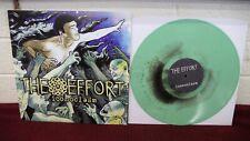 EFFORT Iconoclasm LP Green/Black Vinyl Seasick Records hardcore defeater bane hc