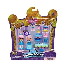 Shopkins SWEET KITTY CANDY BAR Katie Pops Royal Trends Happy Places Set Lot Pack