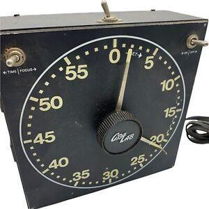 GraLab Model 300 Glowing Darkoom Timer  - Tested Working