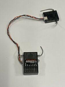 Excellent Spektrum AR6210 AR6210 DSMX Full Range RC Receiver RX SPMAR6210