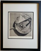 NONA HERSHEY Original Pencil Signed Color Etching & Aquatint Ltd Edition AAA