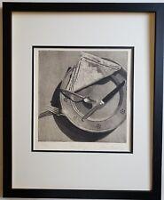 NONA HERSHEY Associated American Artists Pencil SIGNED Aquatint Ltd. Edition AAA