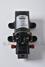 NEW 12V Water Diaphragm Pump w Pressure Switch 1 GPM Replace Jabsco and SEAFLO