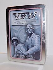 VFW Anzac Unibic Collectors Edition Empty Tin Century Long Allies Used (A)