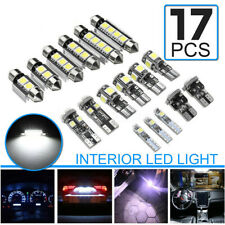 17Packs White LED Interior SMD Light Kit for BMW 3 Series E90 E91 E92 M3 Canbus