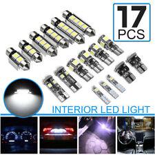 17pcs White Led Interior Smd Light Kit For Bmw 3 Series E90 E91 E92 M3 Canbus Us